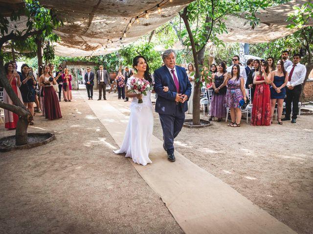 El matrimonio de Sebastián y Rocío en Talagante, Talagante 7