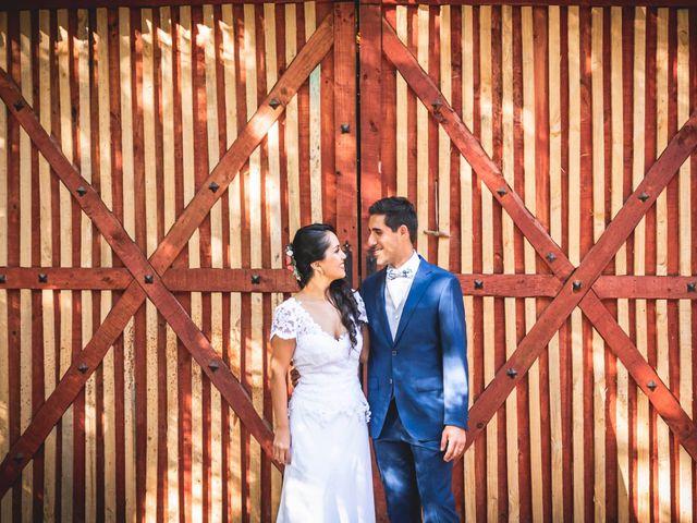 El matrimonio de Sebastián y Rocío en Talagante, Talagante 12
