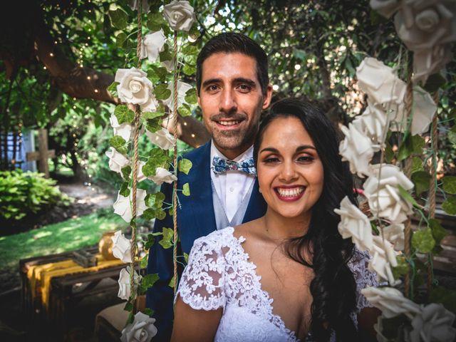 El matrimonio de Sebastián y Rocío en Talagante, Talagante 13