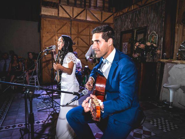 El matrimonio de Sebastián y Rocío en Talagante, Talagante 15