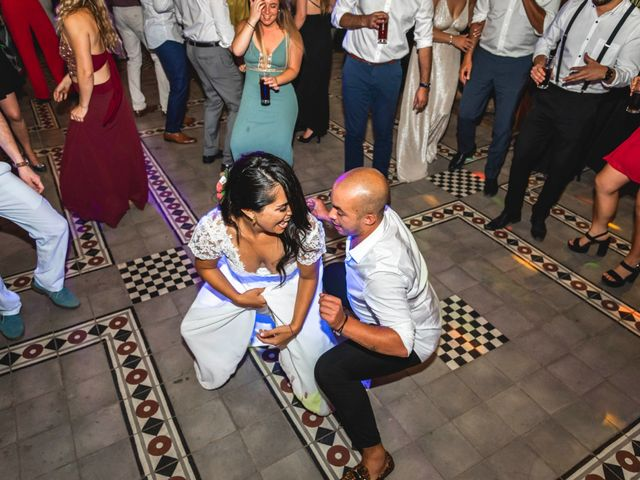 El matrimonio de Sebastián y Rocío en Talagante, Talagante 19