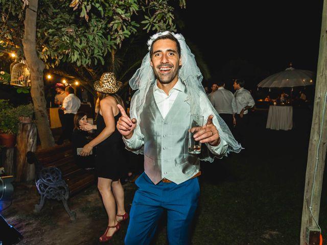 El matrimonio de Sebastián y Rocío en Talagante, Talagante 26