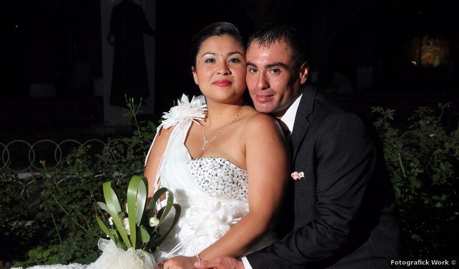 El matrimonio de Williams y Isolina en San Fernando, Colchagua