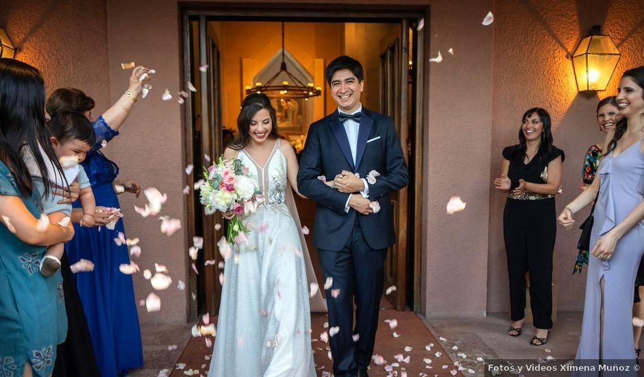 El matrimonio de Guillermo y Bárbara en Vitacura, Santiago