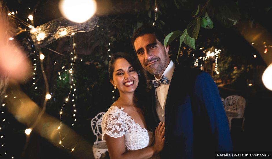 El matrimonio de Sebastián y Rocío en Talagante, Talagante