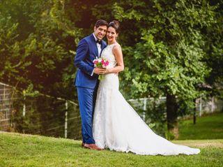 El matrimonio de Manuela y Penacho