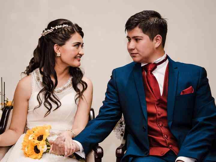 El matrimonio de Karina y Kevin