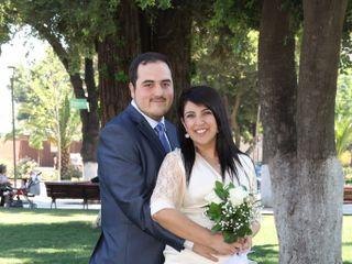 El matrimonio de Ángela y Anibal 1