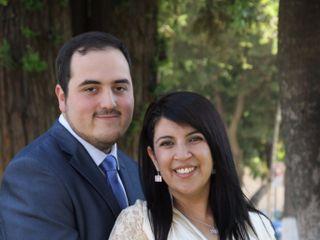 El matrimonio de Ángela y Anibal 2