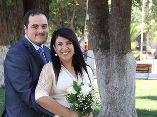 El matrimonio de Ángela y Anibal 3