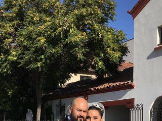 El matrimonio de Rolando  y Sylvie  3