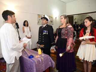 El matrimonio de Giovanna  y Sergio  3