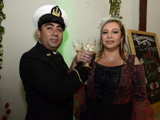 El matrimonio de Giovanna  y Sergio