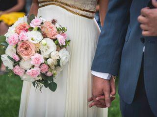 El matrimonio de Catalina y Rodrigo 3