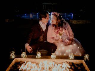 El matrimonio de Isidora y Felipe