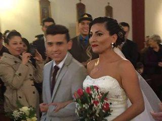 El matrimonio de Rachel y Rodolfo  2