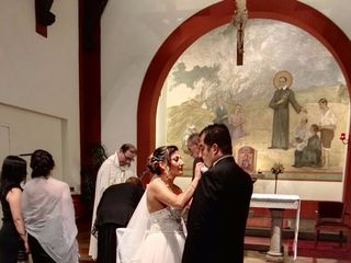El matrimonio de Rachel y Rodolfo  3