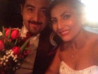 El matrimonio de Rachel y Rodolfo