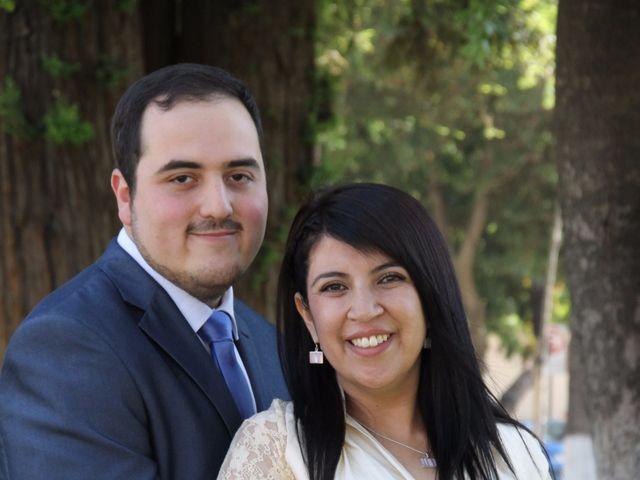 El matrimonio de Anibal y Ángela en Rengo, Cachapoal 4