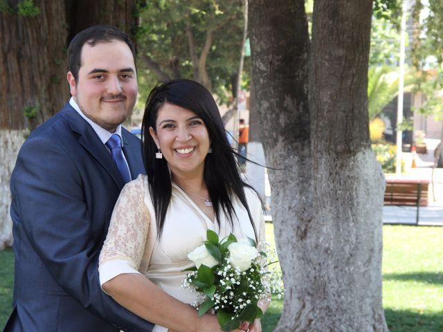 El matrimonio de Ángela y Anibal