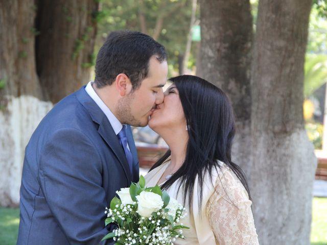 El matrimonio de Anibal y Ángela en Rengo, Cachapoal 5