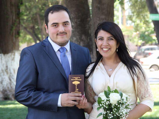 El matrimonio de Anibal y Ángela en Rengo, Cachapoal 6