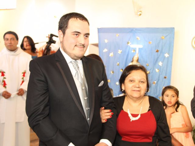 El matrimonio de Anibal y Ángela en Rengo, Cachapoal 11