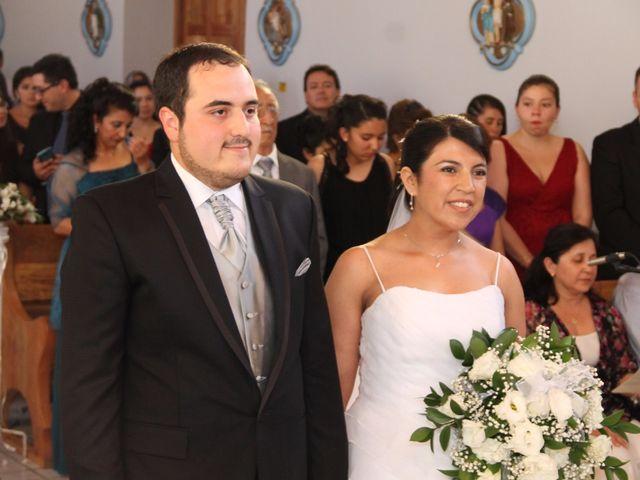 El matrimonio de Anibal y Ángela en Rengo, Cachapoal 12