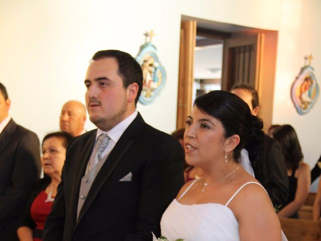 El matrimonio de Anibal y Ángela en Rengo, Cachapoal 13