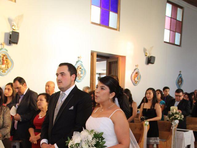 El matrimonio de Anibal y Ángela en Rengo, Cachapoal 14