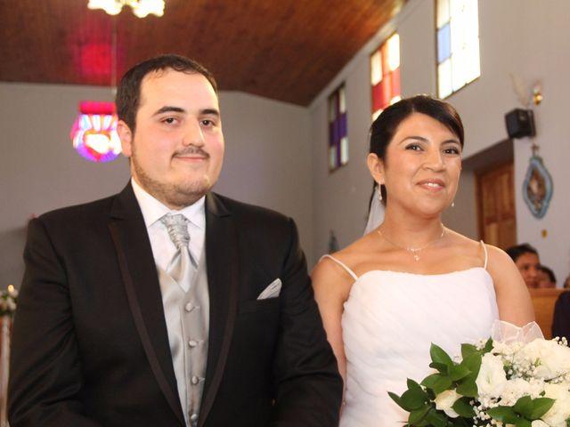 El matrimonio de Anibal y Ángela en Rengo, Cachapoal 15