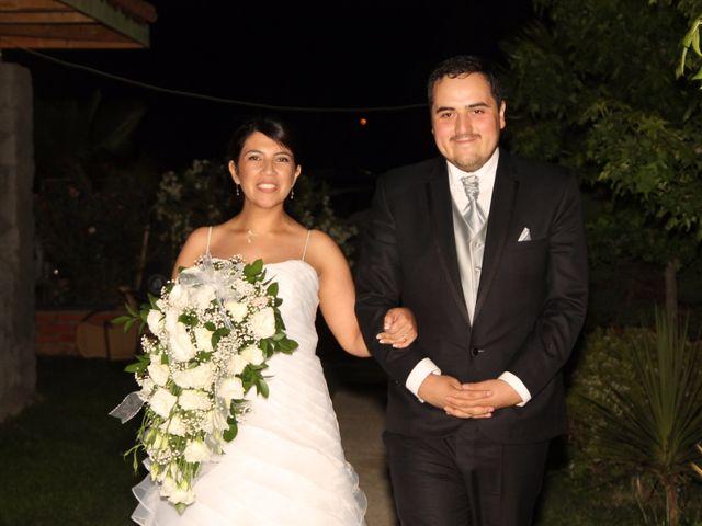El matrimonio de Anibal y Ángela en Rengo, Cachapoal 17