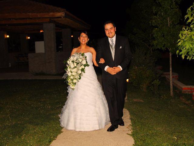 El matrimonio de Anibal y Ángela en Rengo, Cachapoal 19