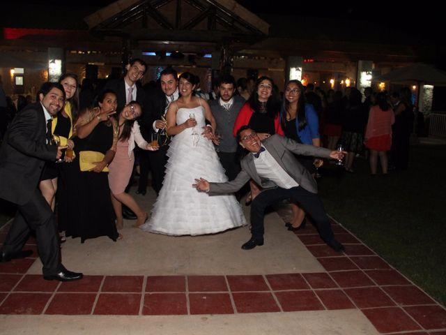 El matrimonio de Anibal y Ángela en Rengo, Cachapoal 26