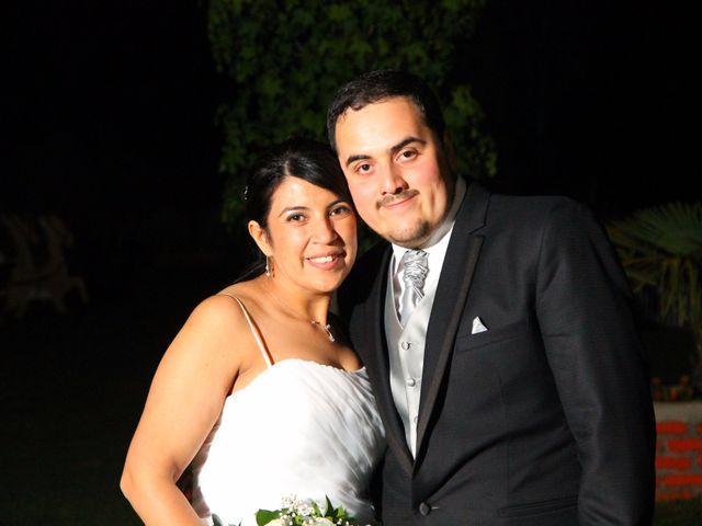 El matrimonio de Anibal y Ángela en Rengo, Cachapoal 40