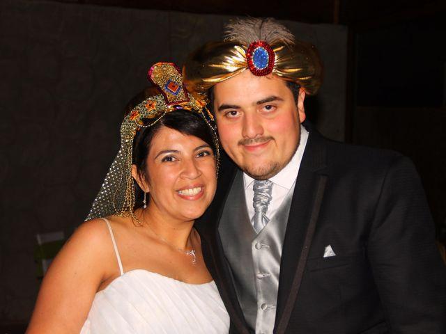 El matrimonio de Anibal y Ángela en Rengo, Cachapoal 60