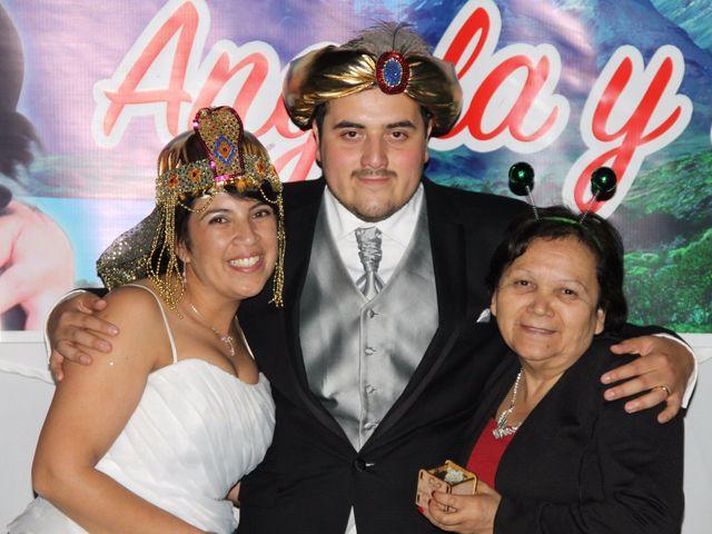 El matrimonio de Anibal y Ángela en Rengo, Cachapoal 62