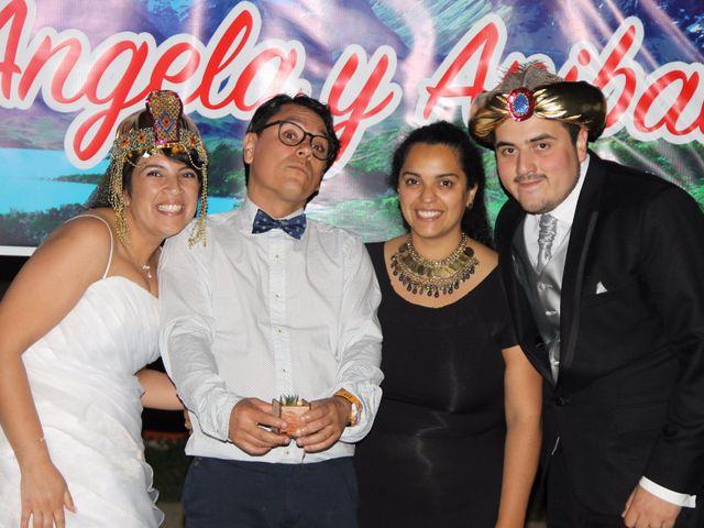 El matrimonio de Anibal y Ángela en Rengo, Cachapoal 63