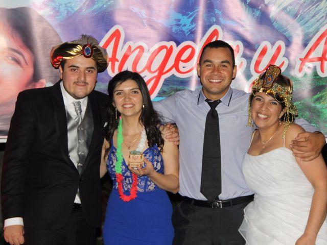 El matrimonio de Anibal y Ángela en Rengo, Cachapoal 64