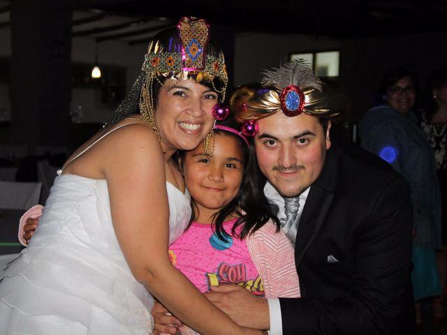 El matrimonio de Anibal y Ángela en Rengo, Cachapoal 65