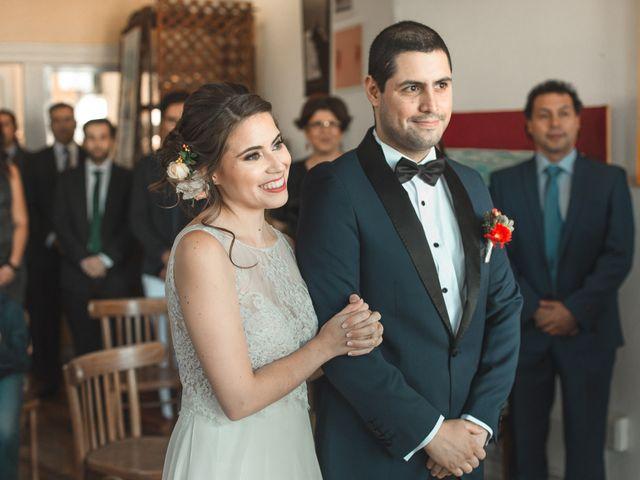 El matrimonio de Tania y Alejandro
