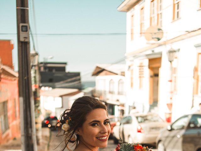 El matrimonio de Alejandro y Tania en Valparaíso, Valparaíso 21