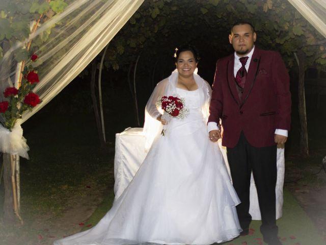 El matrimonio de Patricio y Valentina