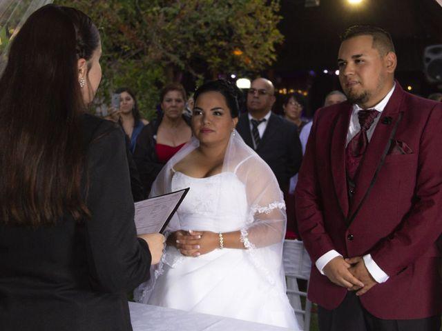 El matrimonio de Valentina y Patricio en Huechuraba, Santiago 2