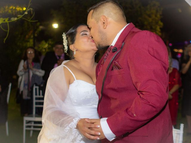 El matrimonio de Valentina y Patricio en Huechuraba, Santiago 8