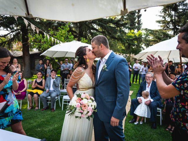 El matrimonio de Rodrigo y Catalina en Huechuraba, Santiago 4