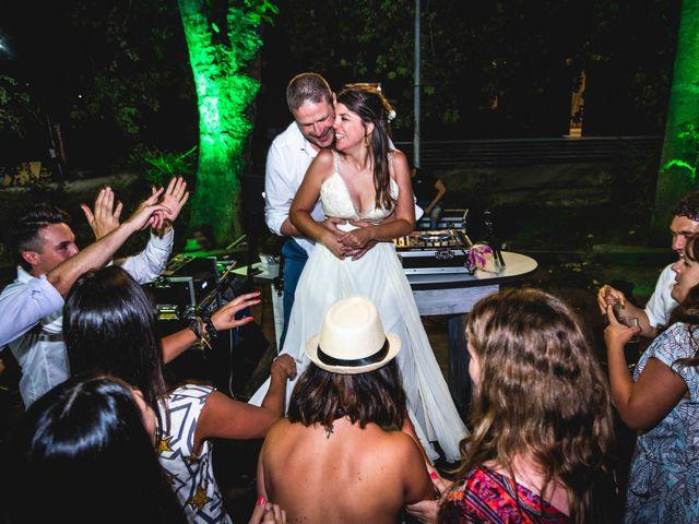 El matrimonio de Rodrigo y Catalina en Huechuraba, Santiago 9