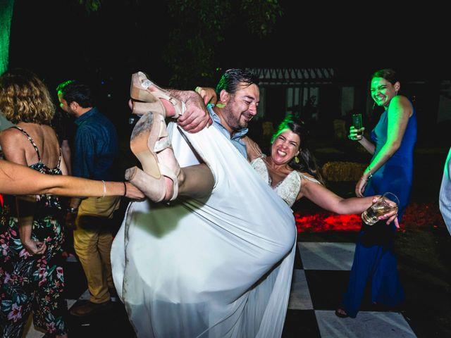 El matrimonio de Rodrigo y Catalina en Huechuraba, Santiago 10