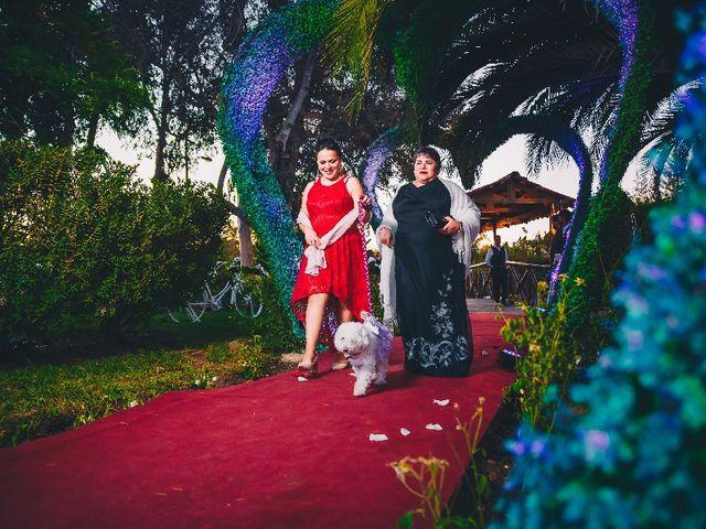 El matrimonio de Héctor y Alicia en Villa Alemana, Valparaíso 8
