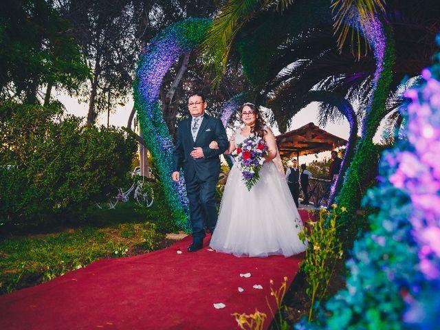 El matrimonio de Héctor y Alicia en Villa Alemana, Valparaíso 9